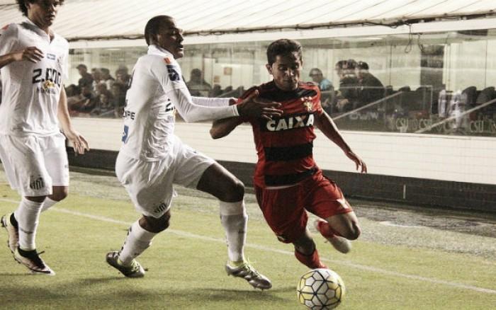Santos vence Sport na Vila Belmiro e fica provisoriamente no G-4