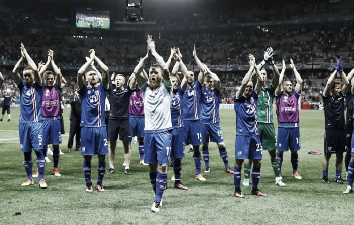Islandia, el primer rival de Argentina