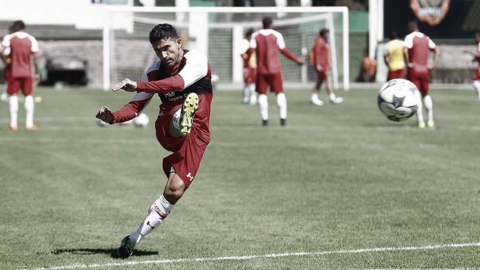 """Antonio Naelson: """"El torneo no permite errores"""""""