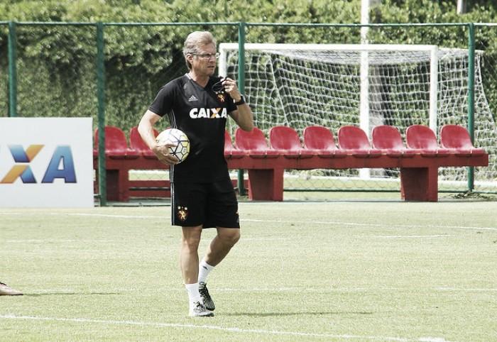 Oswaldo de Oliveira é punido com apenas um jogo e comanda Sport diante do Grêmio