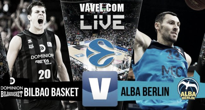 Dominion Bilbao Basket cae ante un buen Alba Berlin