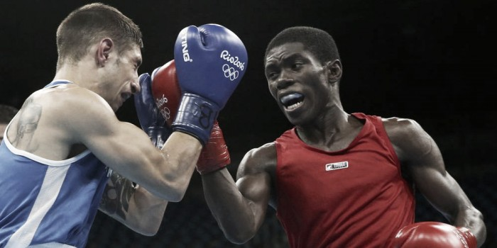 Martínez, el cuarto medallista en el boxeo