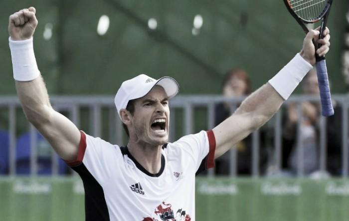 Río 2016: Andy Murray quiere defender el oro