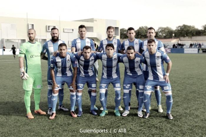Xisco Hernández rescata al Atlético Baleares