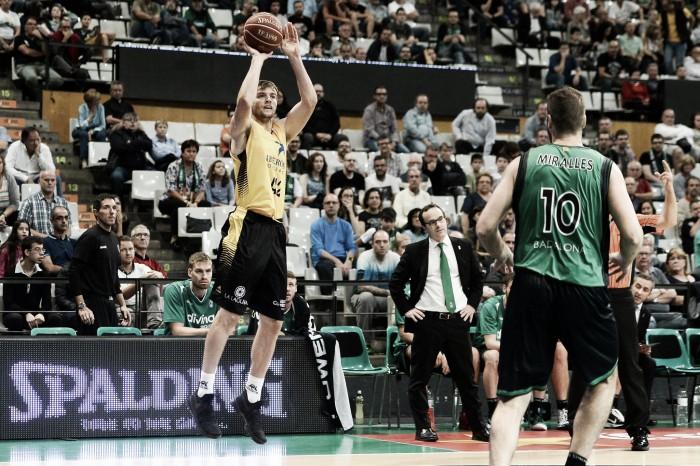 El Iberostar Tenerife establece su mejor inicio de temporada en ACB