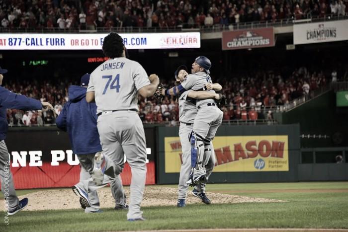 Lucky Seven y Dodgers a la Serie de Campeonato