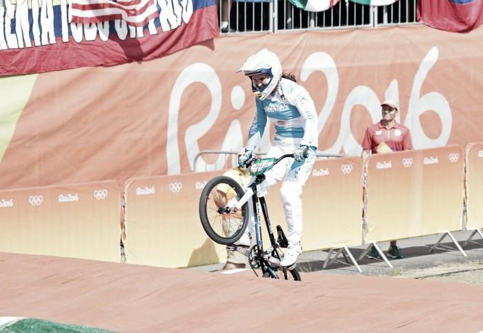 Río 2016: Argentina no pudo en el BMX
