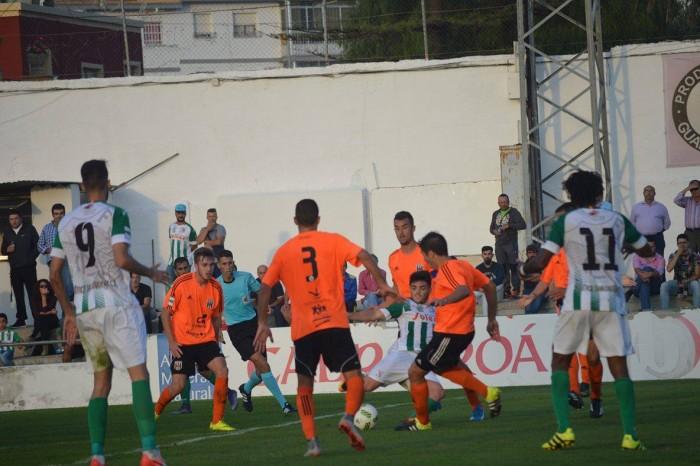 El Sanluqueño arrebata al Mérida los tres puntos en el 95