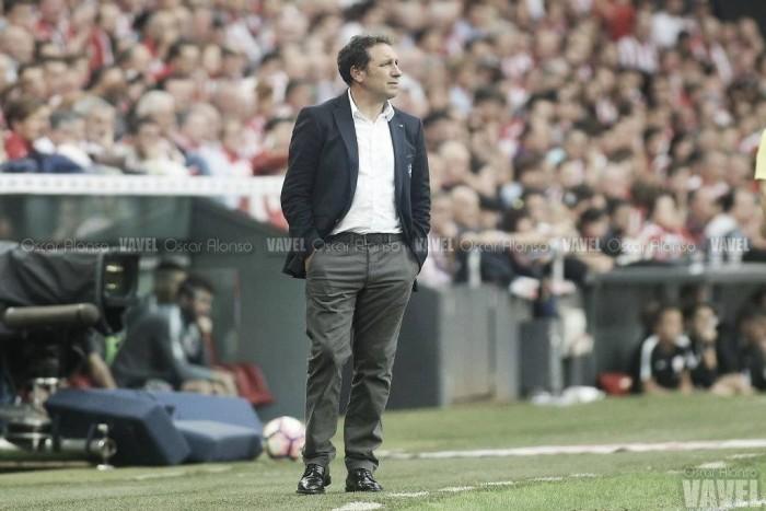 """Eusebio: """"Hemos sido competitivos y hemos buscado el empate hasta el último segundo"""""""
