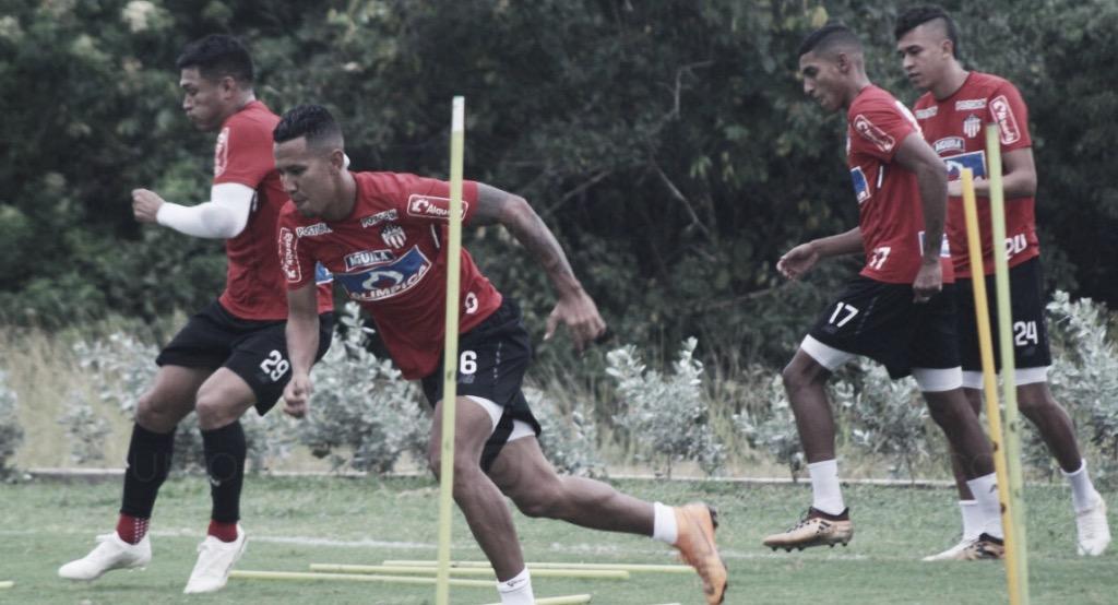 Junior Barranquilla busca segurar Santa Fe para avançar à Sul-Americana