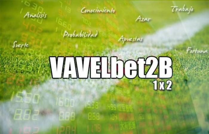 VAVELbet 2ªB, las mejores apuestas de la Categoría de Bronce: jornada 9