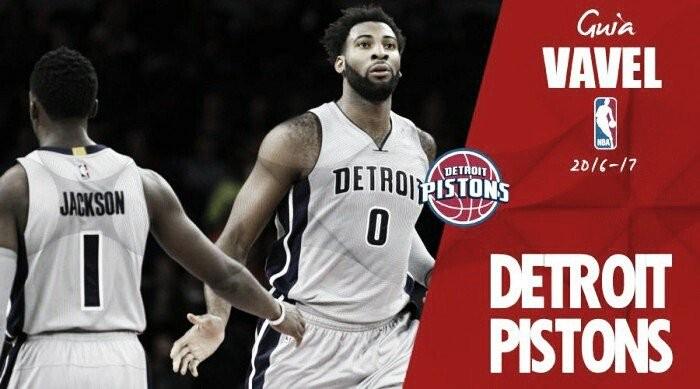 Guia VAVEL NBA 2016/2017: Detroit Pistons