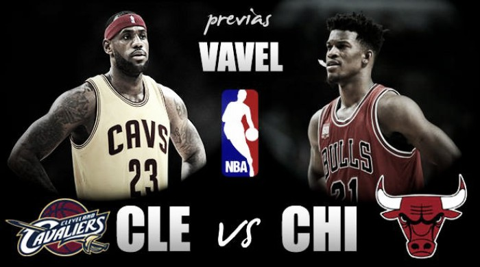 Previa Chicago Bulls - Cleveland Cavaliers: duelo central