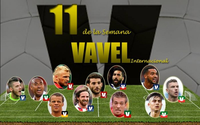 Once de Oro de Internacional VAVEL