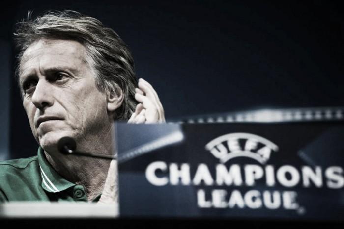 """Jorge Jesus: """"El Sporting tiene que ir en busca de reconocimiento en Europa"""""""