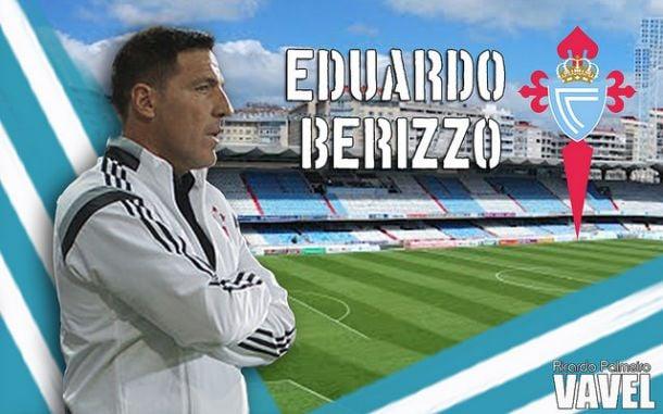 Real Club Celta 2014/2015: Eduardo Berizzo