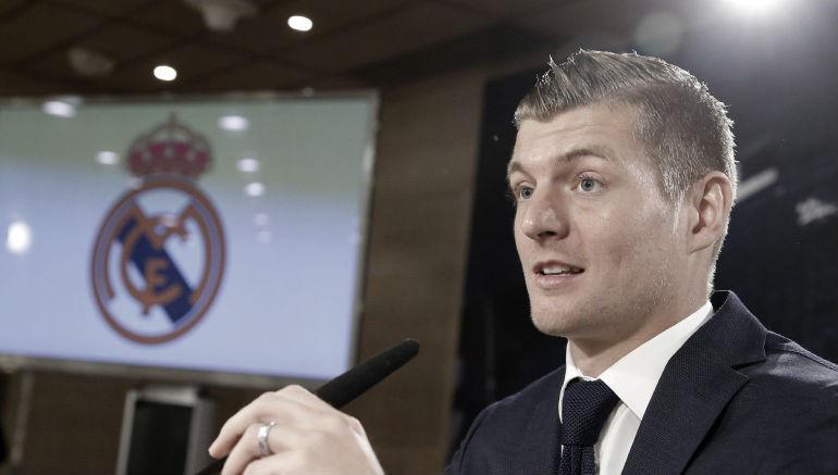 """Toni Kroos: """"Muchos de mis críticos pensaban que no triunfaría en el Madrid"""""""