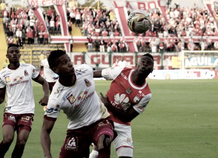 Resultado Santa Fe vs Tolima por la Final de la Liga Águila (1-0)