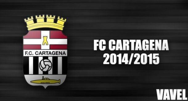 Temporada del FC Cartagena 2014-2015, en VAVEL