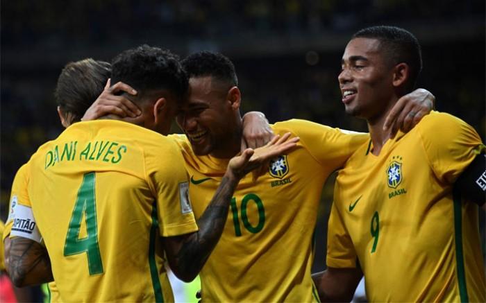Qualificazioni Russia 2018, il Brasile travolge l'Argentina: 3-0 al Mineirao