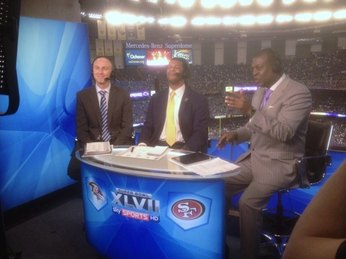 VAVEL USA exclusive interview with Sky Sports NFL television presenter Kevin Cadle
