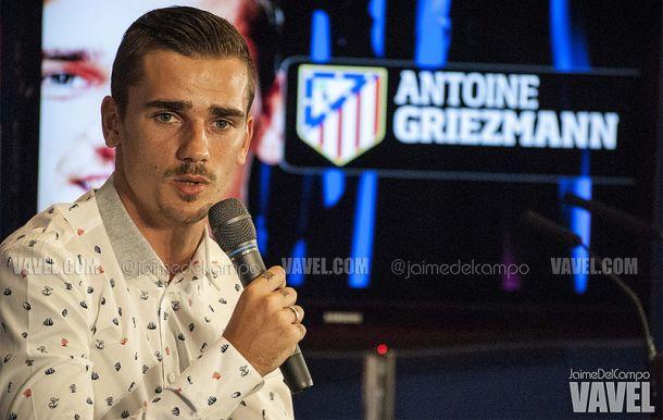 """Griezmann: """"Queremos hacer un buen partido e irnos con buenas sensaciones"""""""