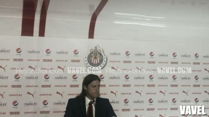 """Matías Almeyda: """"Ninguna derrota te deja contento; ahora lo importante es pensar en el Clásico"""""""