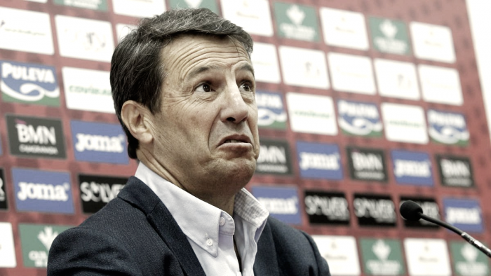 José González se convierte en el nuevo entrenador del Málaga