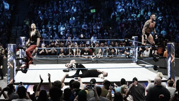 Smackdown 5/12/17: un 'nuevo día' de Rusev y el comienzo de la venganza de Randy Orton