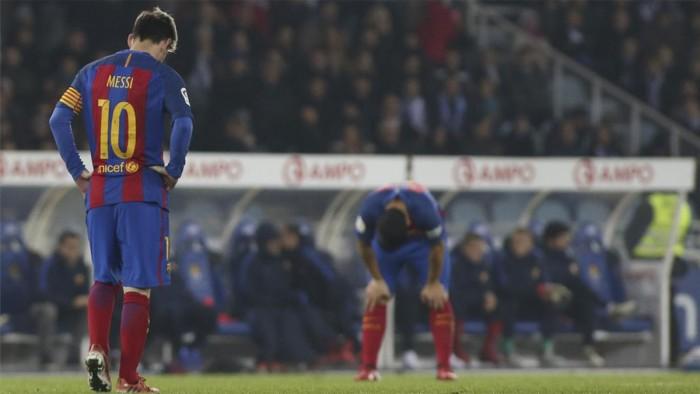 Barcellona, disastro evitato ma cosi non va: tra 5 giorni c'è il Clasico