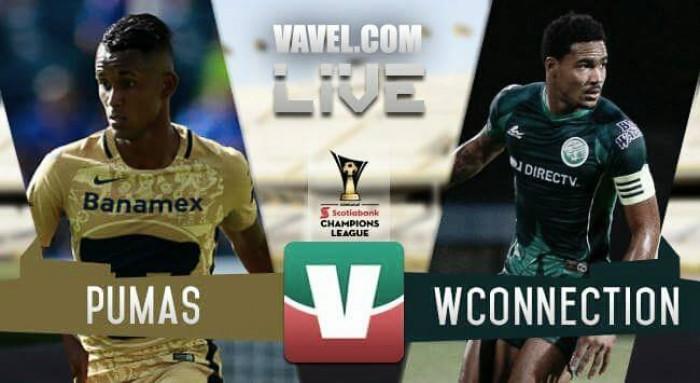 Pumas sella su pase a Cuartos de Final de Concachampions