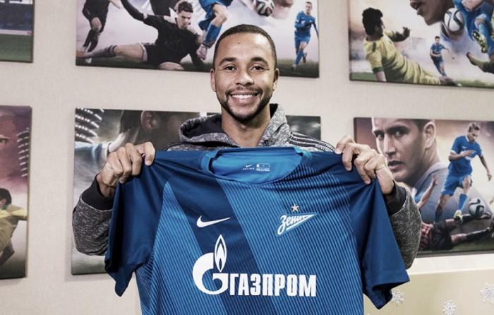 Hernani, nuevo jugador del Zenit