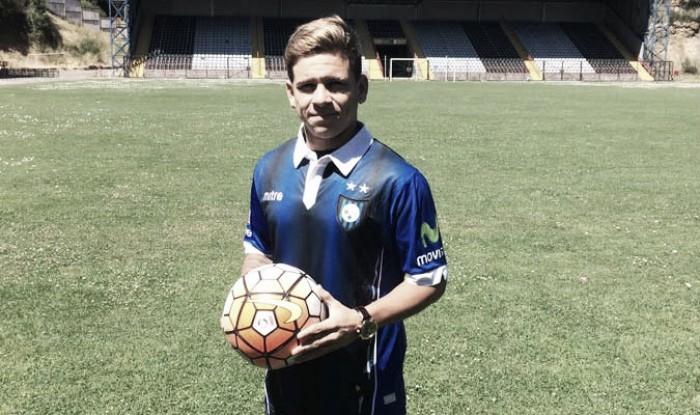 La joya del fútbol venezolano se marcha a Chile