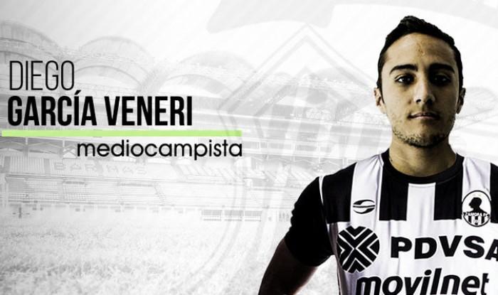 Diego García se convierte en el sexto fichaje del Zamora FC