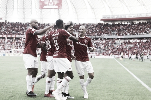 Firme e forte! Internacional derrota CSA e continua 100% no Beira-Rio