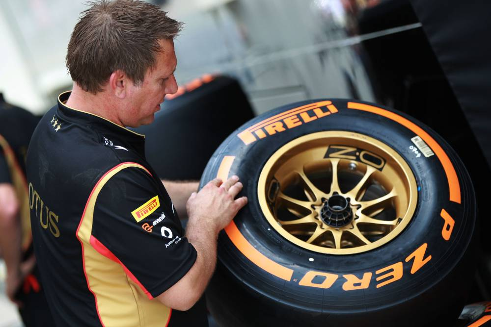 Pirelli fait volte-face