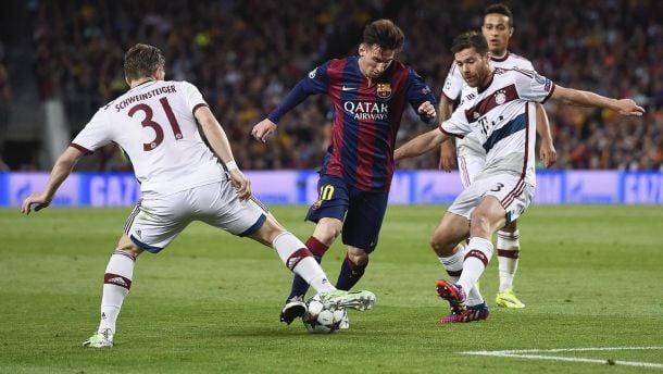 Bayern Munich- Barcelone, un match sous haute tension !