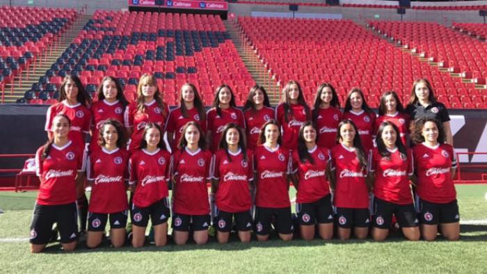 Futuro prometedor para el equipo femenil