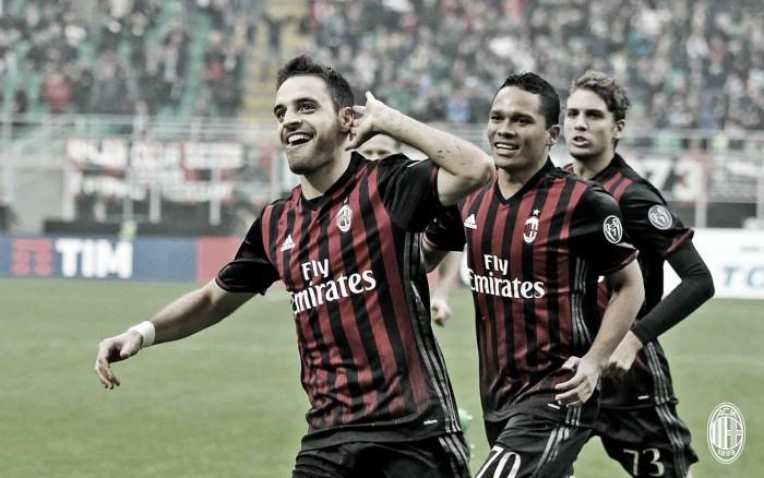 Bonaventura marca golaço à lá Ronaldinho, Milan vence Pescara e assume terceiro lugar