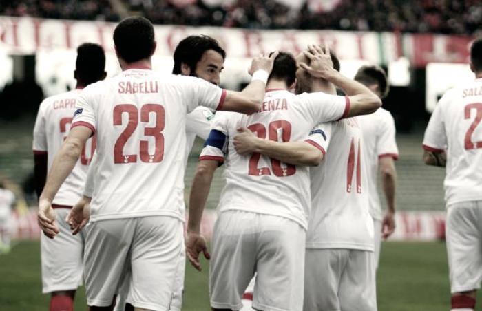 Serie B: il trasformismo tattico del Bari alla base del successo di Colantuono