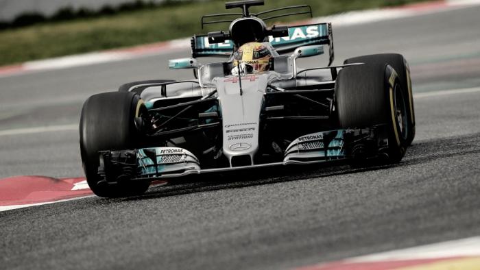F1, GP del Belgio - Ruggito Hamilton nelle FP2, ma la Ferrari c'è