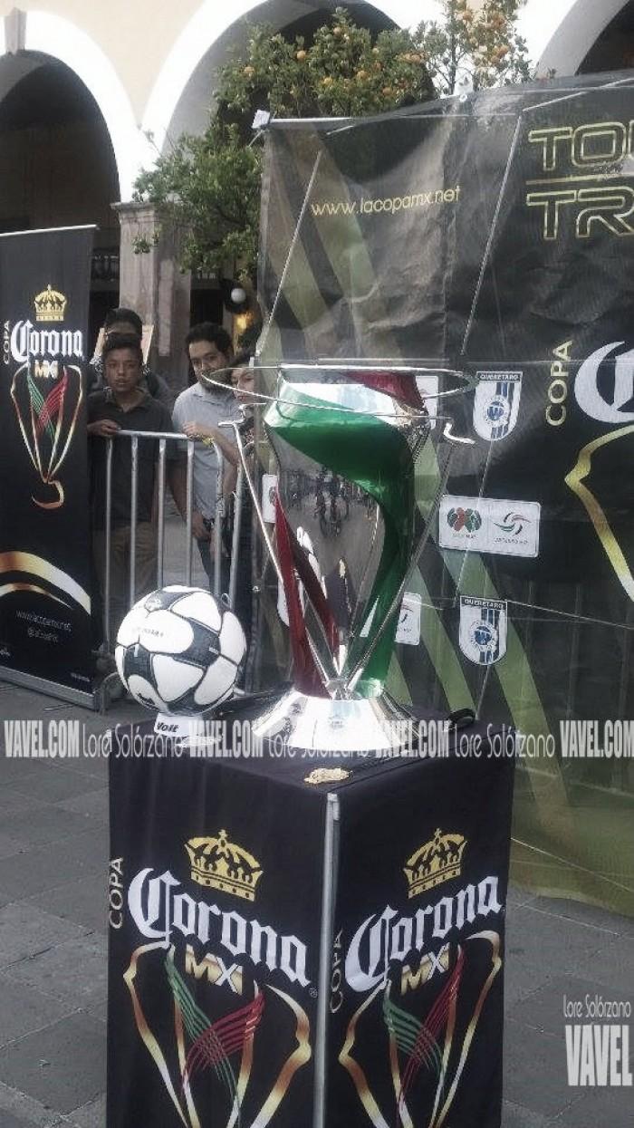 La Copa MX está en Querétaro