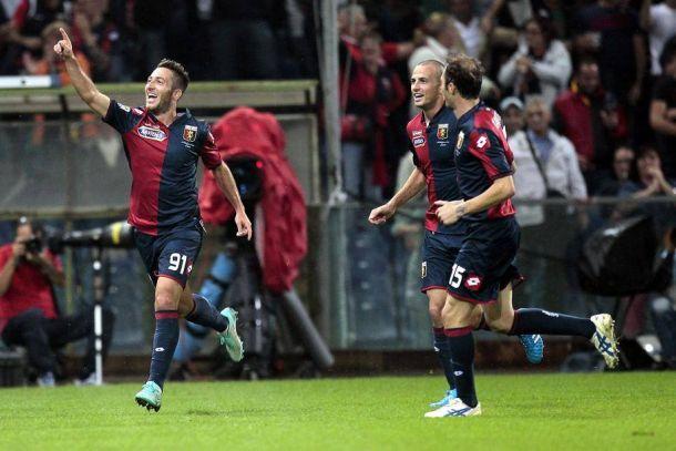 Live Genoa - Empoli in Serie A