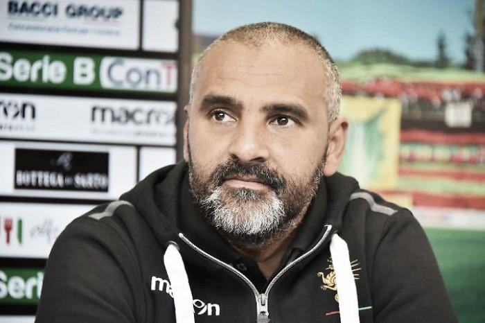 """Ternana - Liverani: """"Guai a cedere all'euforia, contro il Brescia gara fondamentale"""""""