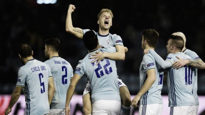 Europa League: il Celta Vigo vince e si qualifica, Krasnodar battuto dalle reti di Mallo ed Aspas (0-2)
