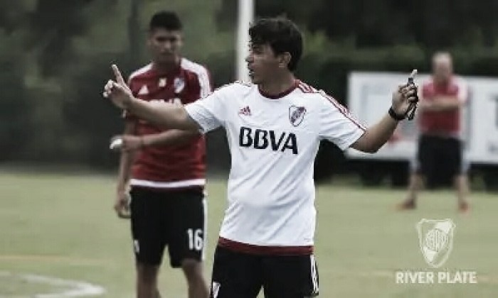 Fútbol argentino: River derrota a Lanús