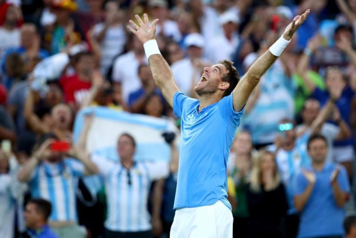 Tennis - Del Potro rifiata: no Auckland ed Australian Open