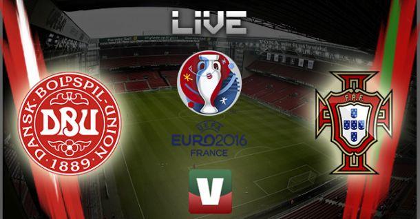 Dinamarca vs Portugal en vivo y en directo online