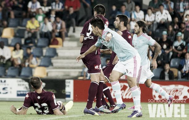 Celta - Deportivo: aterriza algo que jamás despegó