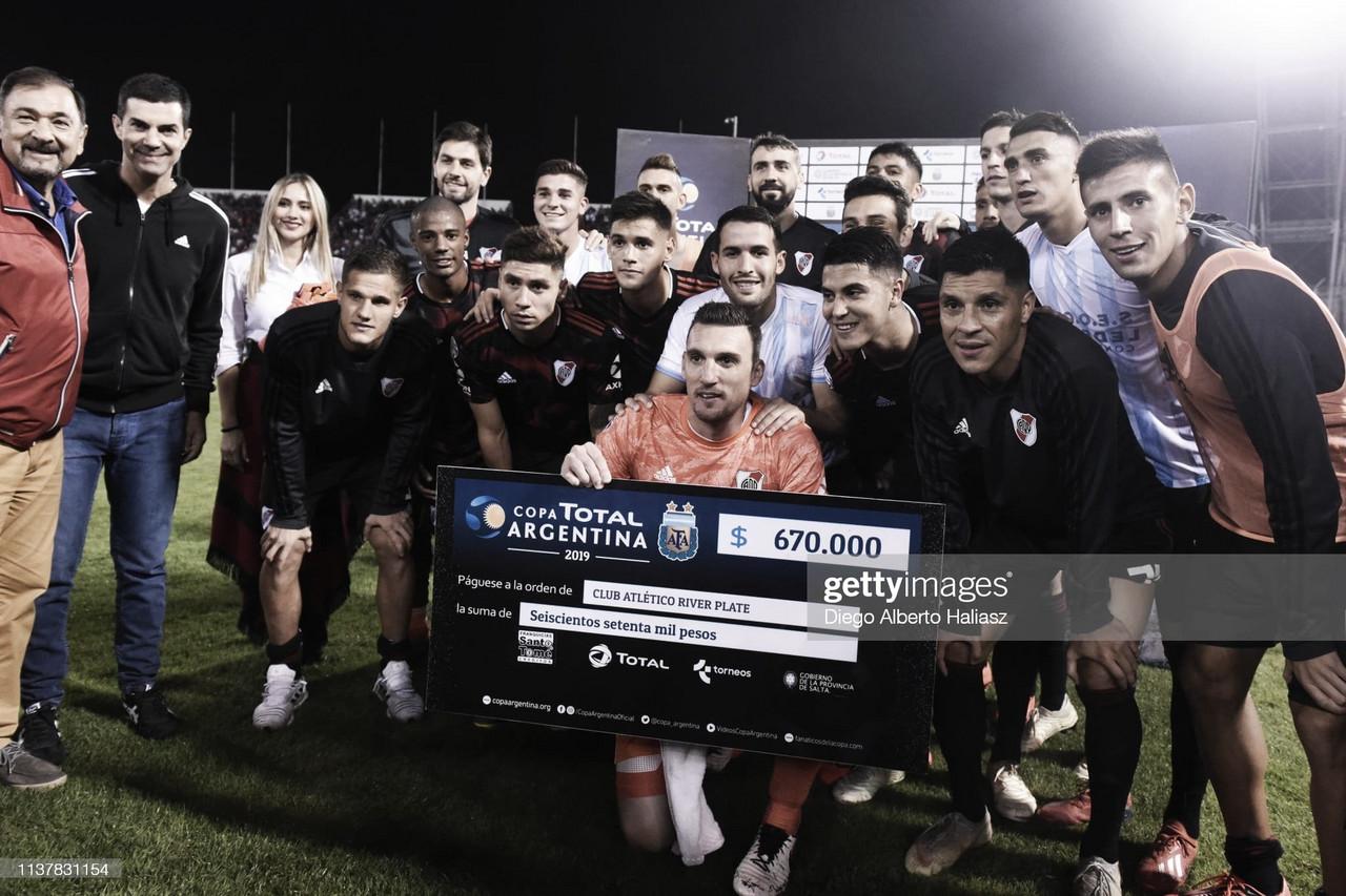 Una nueva aventura y un nuevo debut en Copa Argentina